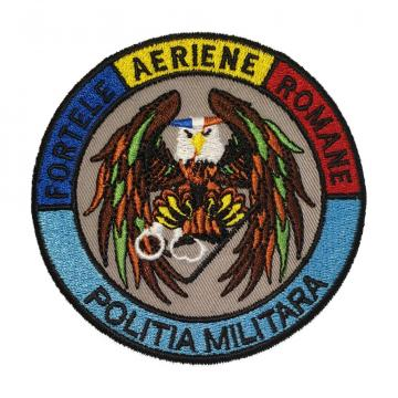 Emblema Politia Militara Fortele Aeriene de la Hyperion Trade