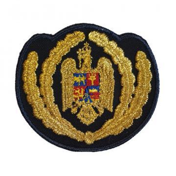 Emblema coifura subofiteri penitenciar ANP de la Hyperion Trade