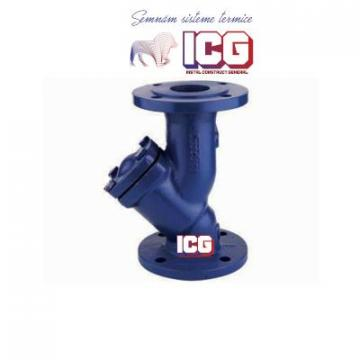 Filtru Y retinere impuritati PN16 DN100 de la ICG Center