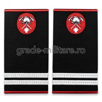 Grade locotenent pompieri, IGSU de la Hyperion Trade