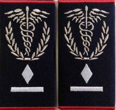 Grade medic sef serviciu Gradul II ambulanta de la Hyperion Trade