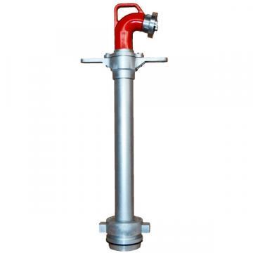Hidrant portativ DN 100, iesire 1xC, cu racord fix