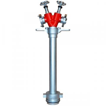 Hidrant portativ DN 100, iesiri 2xB, cu racorduri fixe de la Sirius Distribution Srl