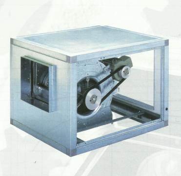 Ventilator centrifugal debit CVTT 10/10 with motor of 0.37kw de la Ventdepot Srl