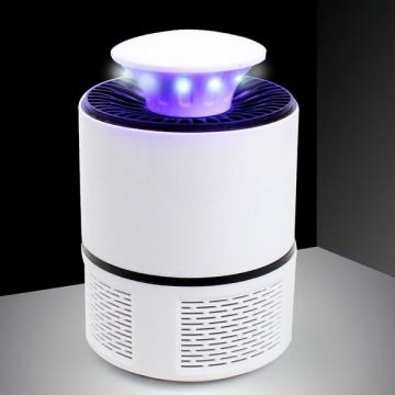 Lampa anti tantari la USB, capcana UV cu aspirare purple