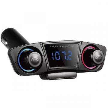 Modulator auto M20 cu bluetooth, FM, AUX si handsfree de la Startreduceri Exclusive Online Srl - Magazin Online - Cadour