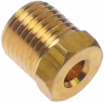 Niplu de fixare M10x1, 6mm 100909 de la Kalva Solutions Srl