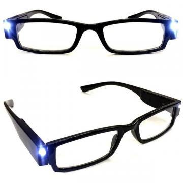 Ochelari pentru citit dotati cu 2 LED-uri si dioptrii +2.00 de la Startreduceri Exclusive Online Srl - Magazin Online - Cadour