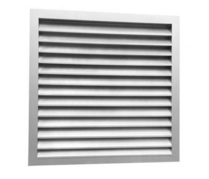Grila exterior Outdoor grid wit wire mesh 500x300mm
