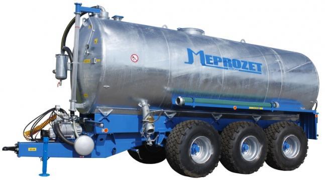 Vidanja PN 2/24 - 24.000 - 26.000 litri de la Romagrotehnica Srl.
