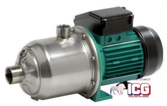 Pompa centrifuga cu aspiratie normala Wilo MP 305 EM de la ICG Center