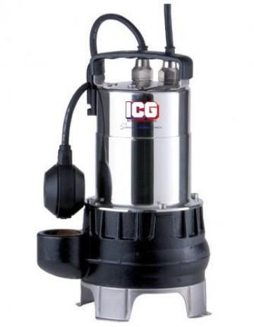 Pompa submersibila de ape uzate Wilo Drain TC 40/8
