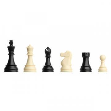 Piese de sah din plastic DGT Staunton 5 de la Chess Events Srl