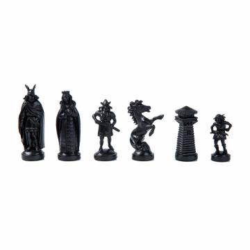 Piese de sah din plastic - Viking de la Chess Events Srl