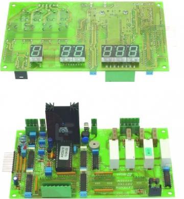 Placa de baza cu microprocesor 170x100mm