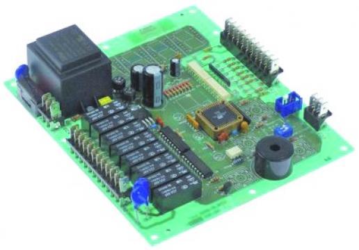 Placa electronica tastatura cu afisaj, 4 butoane