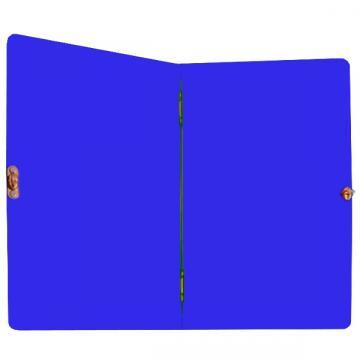 Placa pliabila transport ADR alcool (albastru) - 300x300mm