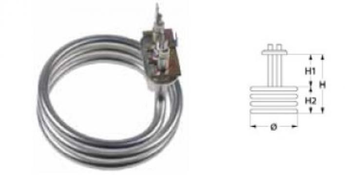 Rezistenta 2000 W, 230 V 417454