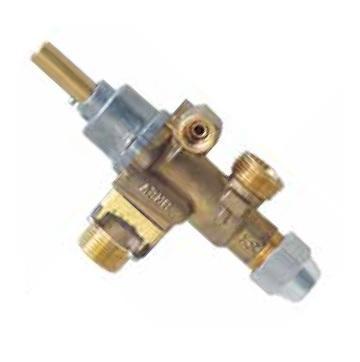 Robinet de gaz PEL 22S/V, intrare gaz M20x1.5, 101887 de la Kalva Solutions Srl