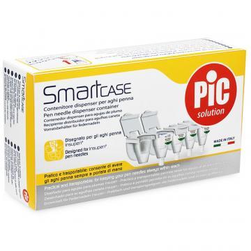 Cutie depozitare 5 ace insulina Smartcase