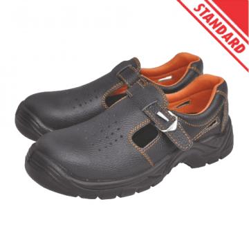 Sandale protectie cu bombeu metalic LT74560 de la Altdepozit Srl