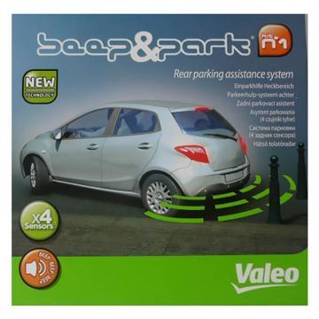Senzor de parcare kit1 - senzor sonor, Valeo de la Sirius Distribution Srl