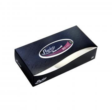 Servetele faciale Papia Black 80 de la GM Proffequip Srl