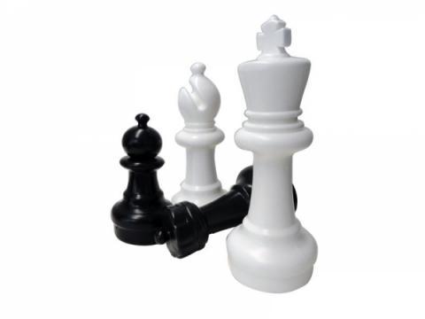 Set piese sah de gradina - Midi de la Chess Events Srl