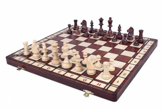 Set sah Jowis de la Chess Events Srl