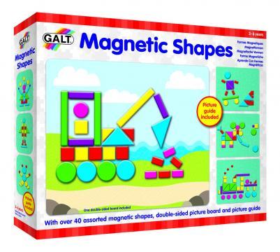 Joc set - forme magnetice de la A&P Collections Online Srl-d