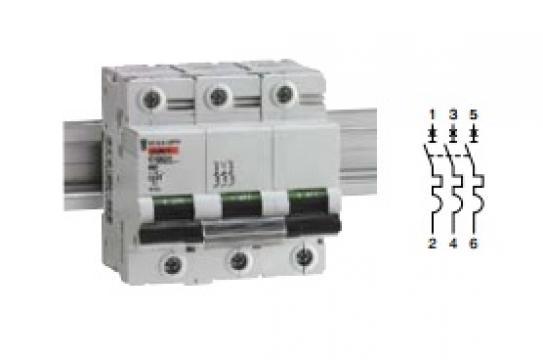 Siguranta automata 3P, 100A Schneider de la Kalva Solutions Srl