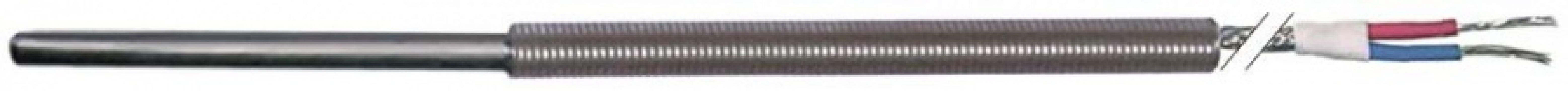 Sonda de temperatura J, cablu Vetrotex 379062
