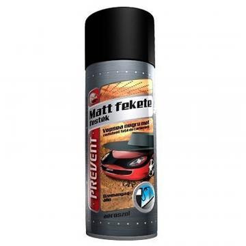 Spray vopsea Prevent negru mat/400ml
