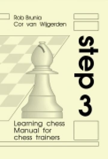 Carte, Step 3 - Manual for chess trainers de la Chess Events Srl