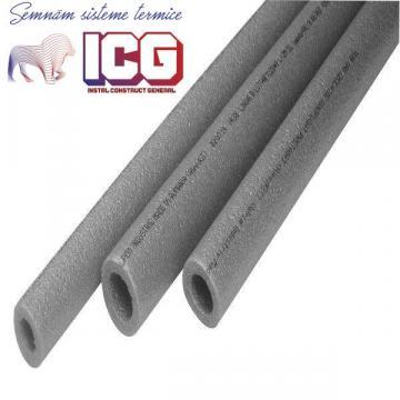Tub izolatie conducte 2 m, 48 mm