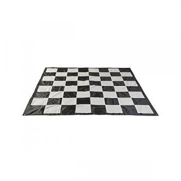 Tabla de sah gigant din nylon de la Chess Events Srl