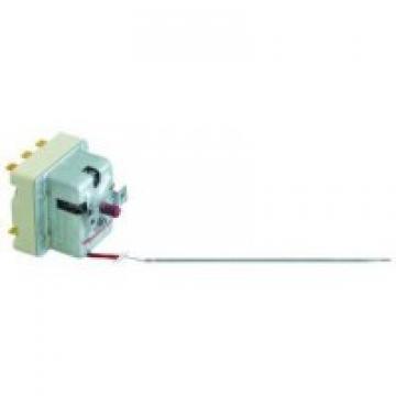 Termostat de siguranta 260*C, 3poli, 20A, bulb 6mmx219mm