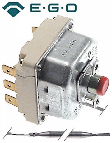 Termostat de siguranta 285*C, 3poli, 1x20/2x0.5A