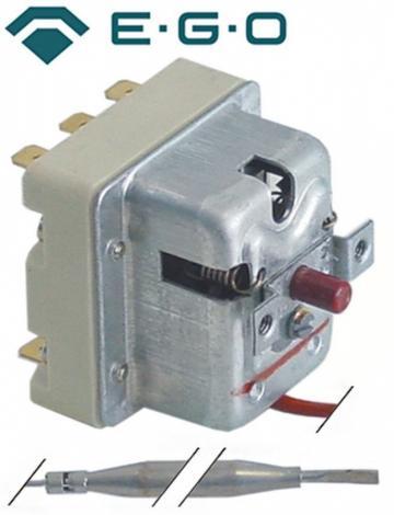 Termostat de siguranta 350*C, 3 poli, 20A, bulb 6mmx89mm
