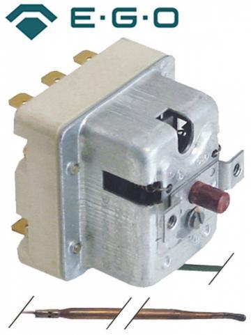 Termostat de siguranta 580C, 3 poli, 20A