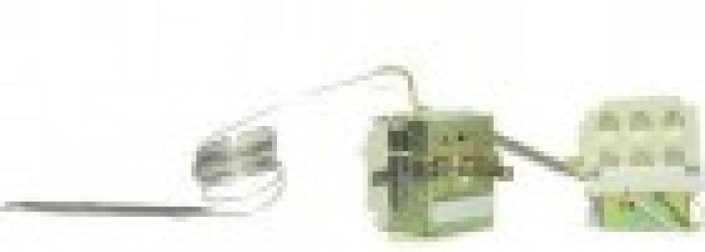 Termostat reglabil 50-320C, TRA50300/4x165 de la Kalva Solutions Srl