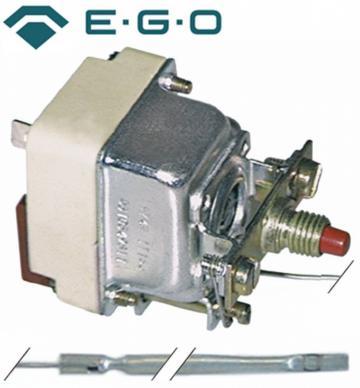Termostat de siguranta 140*C, 0.5 A, bulb 3mmx219mm