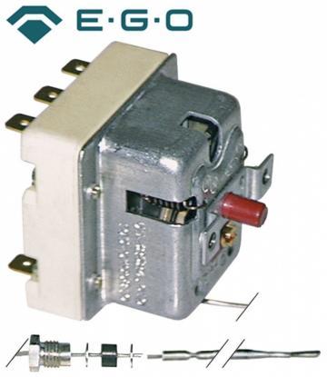 Termostat de siguranta 325C, 3poli, 20A, bulb 3.1mmx188mm de la Kalva Solutions Srl