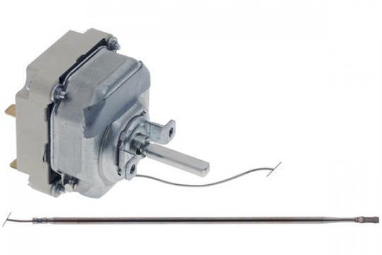 Termostat trifazic reglabil 100-350*C, 3NO, bulb 4mm x 147mm de la Kalva Solutions Srl