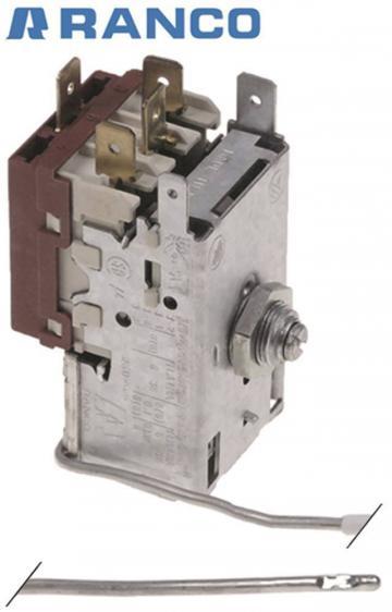 Termostat universal Ranco, -22....+4C, capilar 2300mm de la Kalva Solutions Srl