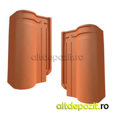 Tigla ceramica laterala portugheza de la Altdepozit Srl