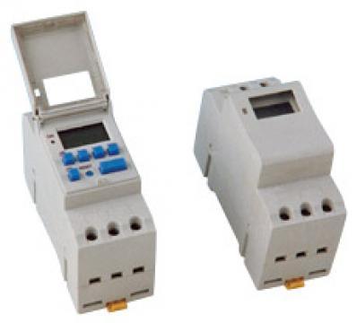 Timer electronic programabil, 250VAC