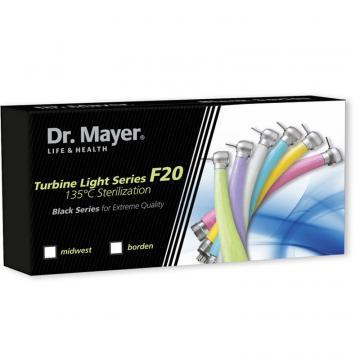 Turbina stomatologie colorata F20 blue Dr.Mayer de la Sirius Distribution Srl