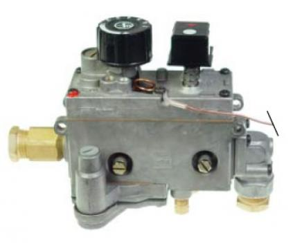 Valva de gaz Minisit 0.710.125, 13-38*C