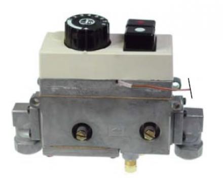 Valva de gaz Minisit 0.710.743, 120-200*C de la Kalva Solutions Srl